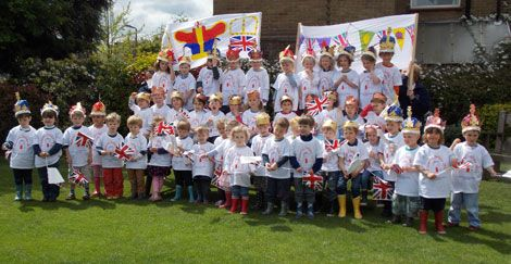 Jubilee celebrations at BMN